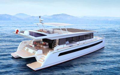 Un sueño de 75.000 millas convertido en barco 100% eléctrico